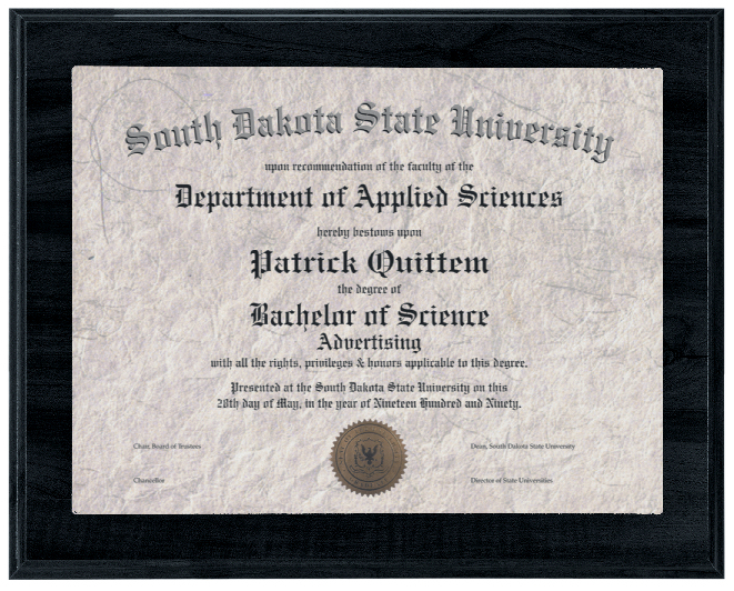 Certificate Frames and Holders - Trophies and Awards with Expert ...