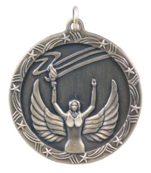 Victory Shooting Stars Medal